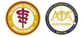 Osteopathic Logos
